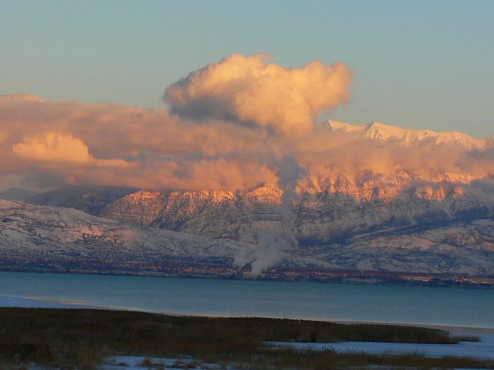 4. Utah Lake