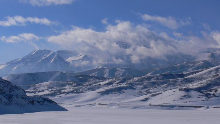 6. Mt. Timpanogos