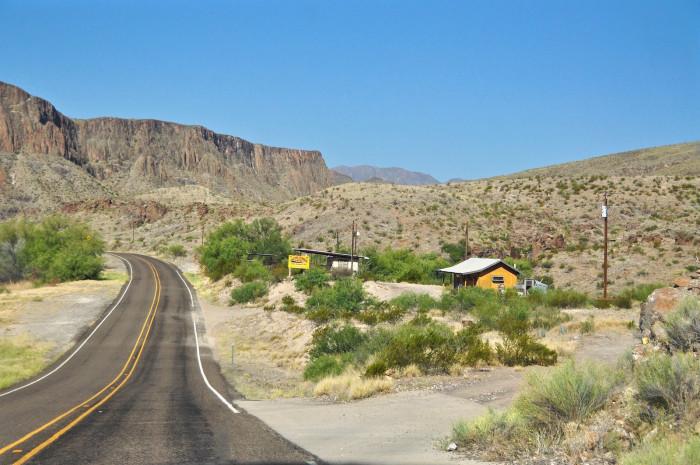 8. Road trips