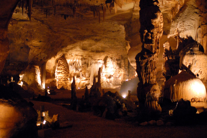 4) Cave Without A Name (Boerne)