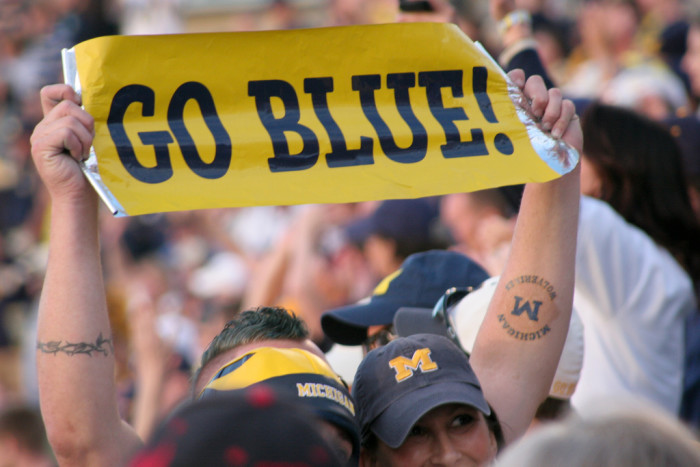 9) If you went to Michigan State, you loathe U of M fans