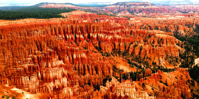 3. Bryce Canyon National  Park