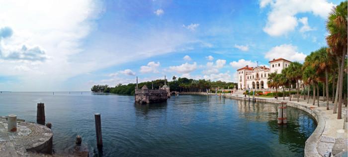 3. Vizcaya Museum and Gardens, Miami