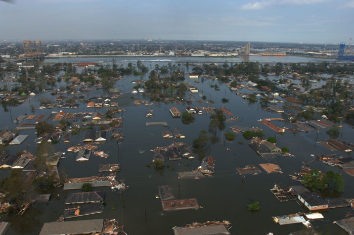 3. Is your house flooded?