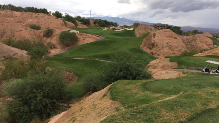 14. Wolf Creek Golf Club
