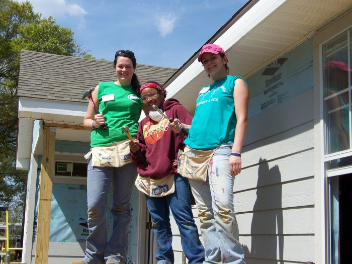 2. Whether it's something small, like changing a tire, or something a bit larger, like rebuilding a neighbor's home, a Mississippian will always lend a helping hand.