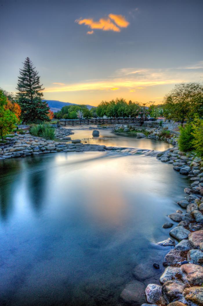 4. Truckee River - Reno