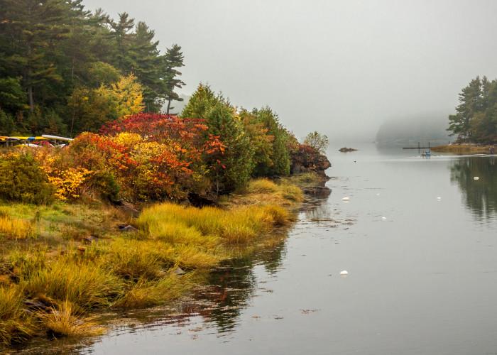 Incredible Waterways In Maine