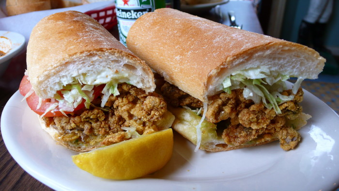 5. There's definitely a po-boy, or gumbo or fried catfish somewhere in your town that is better than anywhere else in the world.