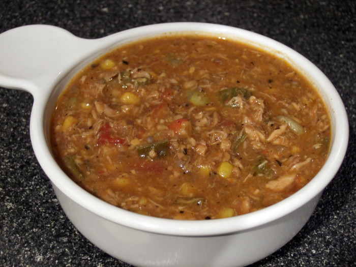 9. What's in brunswick stew?