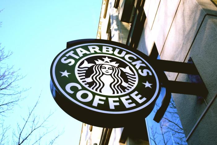15. Where's the nearest Starbucks?
