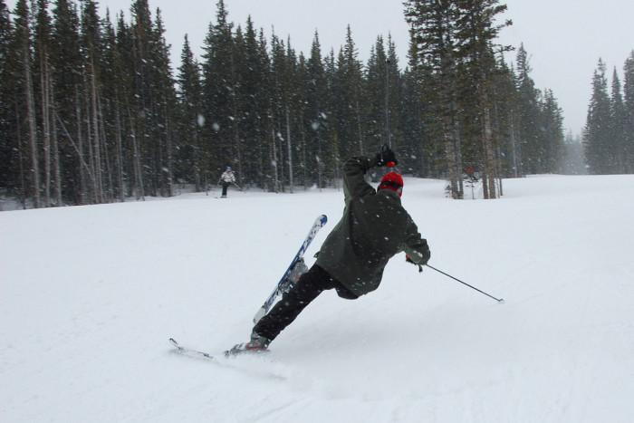 1. Some Utahns don't like to ski.