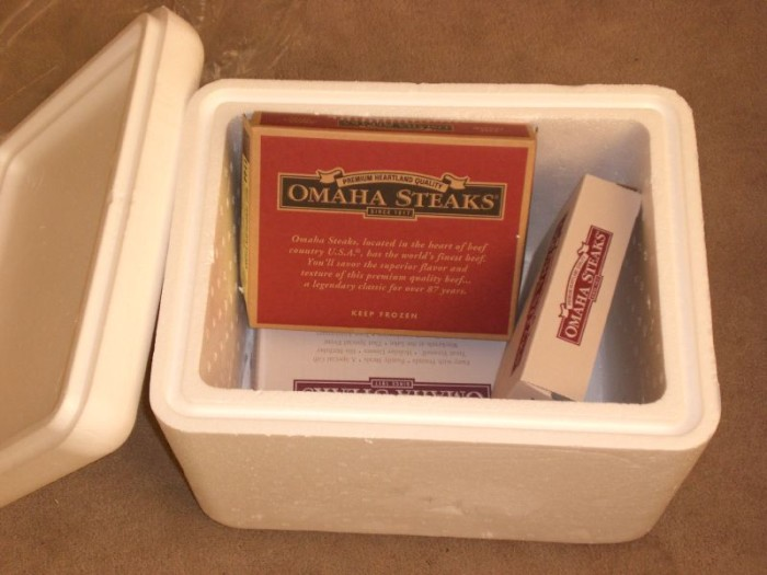 11. So you must really like Omaha Steaks, huh?