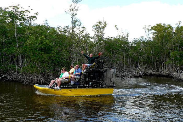 E - Everglades