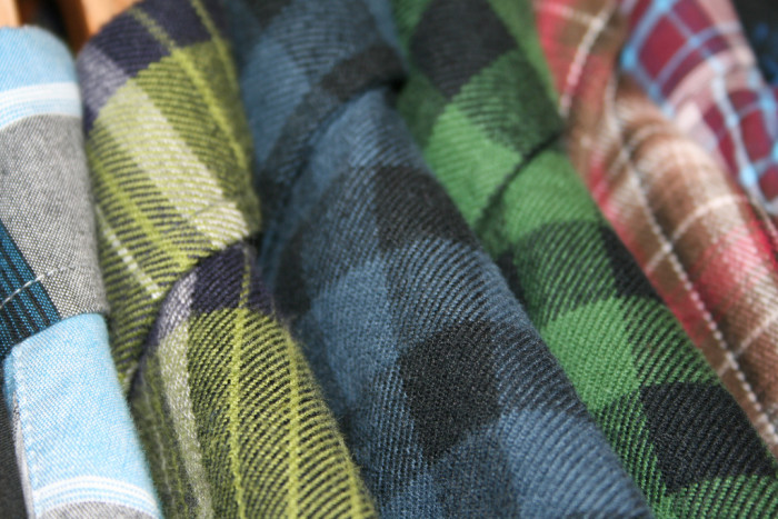 1. Why do so many people wear flannel?