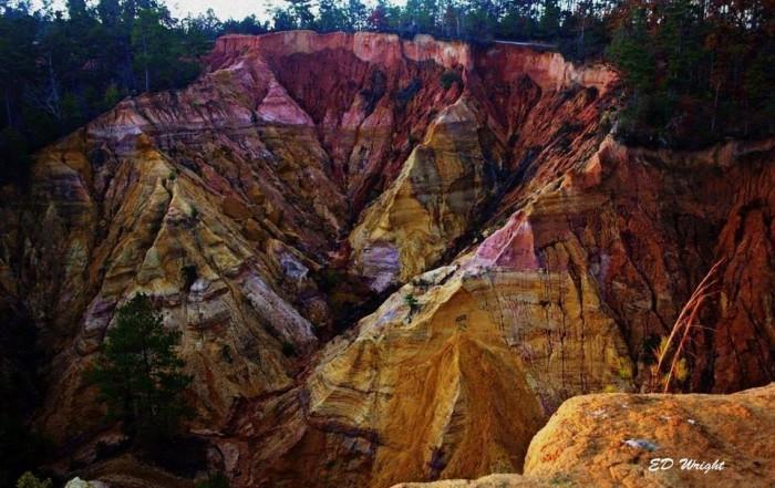 "24. Visit the ""Grand Canyon."""