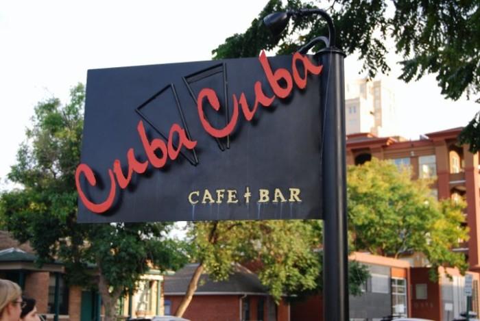 6. Cuba Cuba Cafe & Bar (Denver)