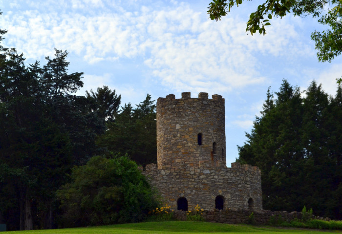2. Stone Tower, Clinton