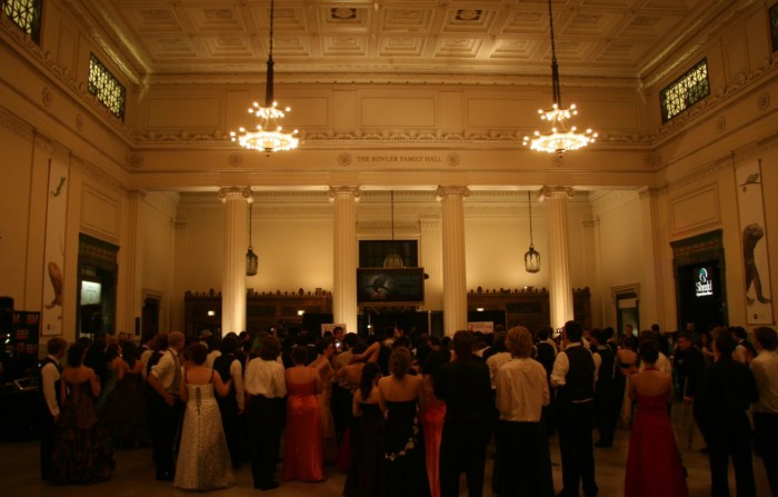 10. When the prom DJ played a line dance, EVERYONE danced.