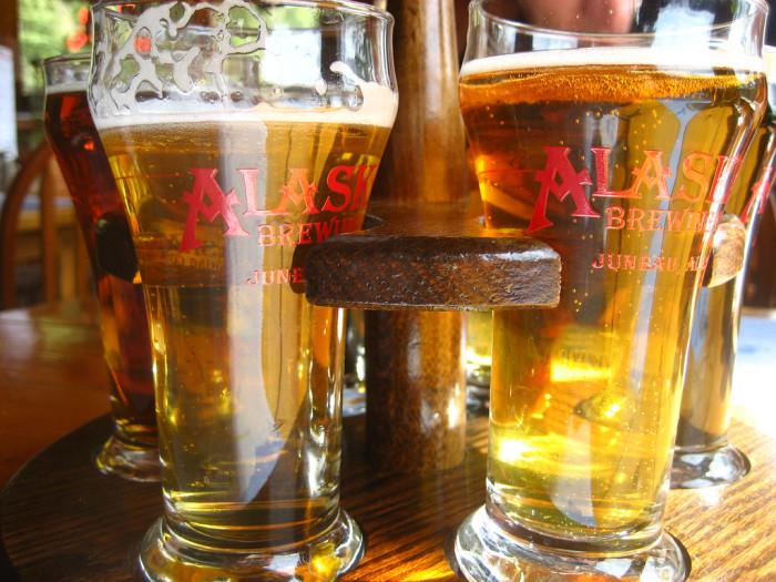 9) Beer. Because we love it.