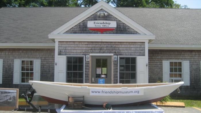4. Friendship, Maine
