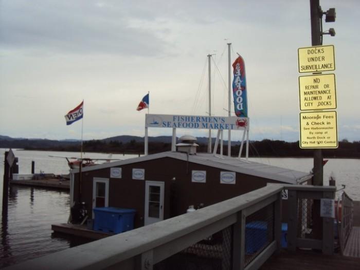 4. Fishermen's Seafood Market
