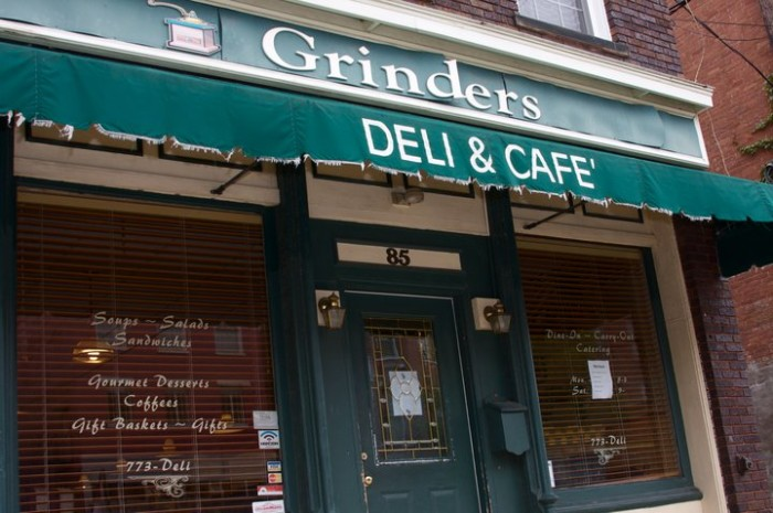 6. Grinder's (Chillicothe)