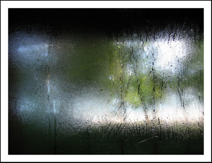 2. The humidity.