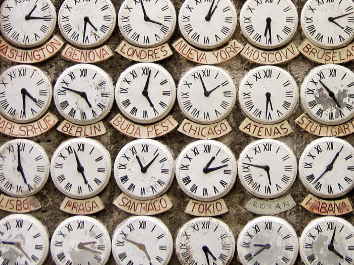 10. The 4 U.S. time zones were developed by a New Jersey railroad engineer.