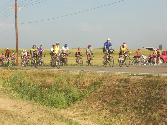 2. You know what RAGBRAI is.