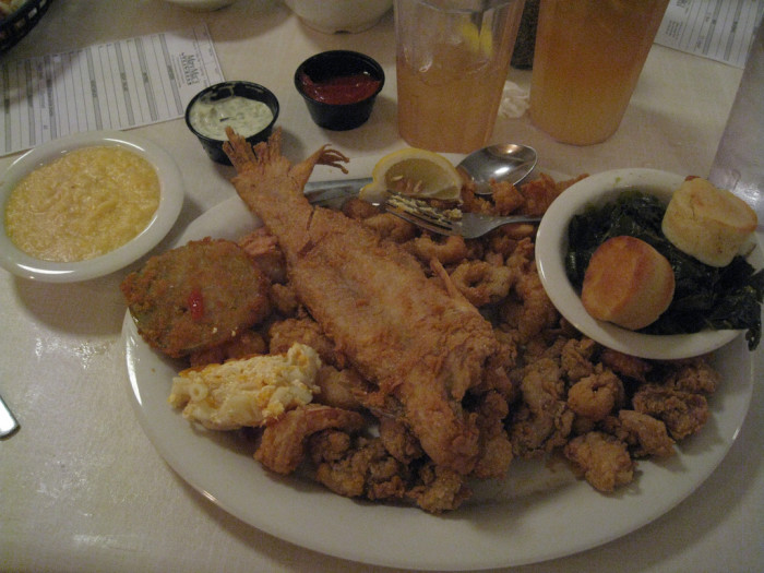 1. Southern Food