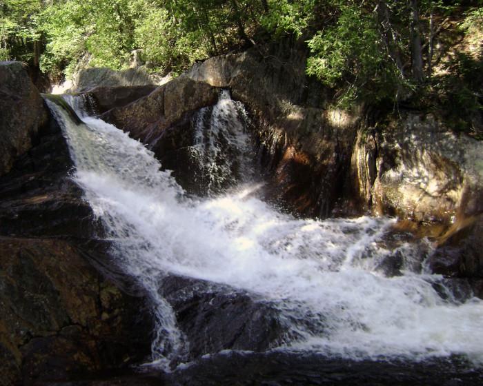 8. Smalls Falls, Franklin County