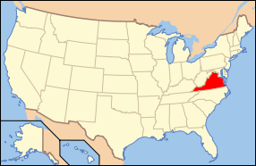 3. More than half of all U.S. residents live within 500 miles of Virginia.