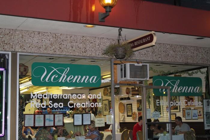 1. Uchenna Ethiopian Restaurant (Colorado Springs)