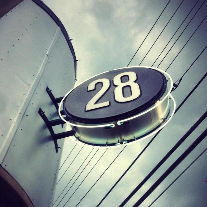 11. 28 Springs Restaurant