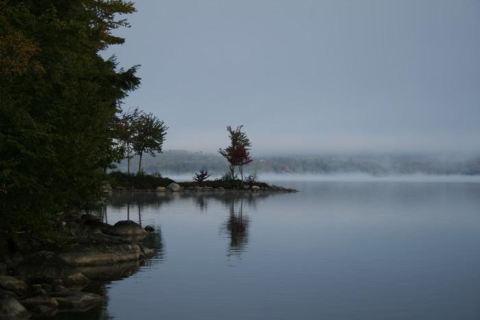 1. Branch Lake, Ellsworth