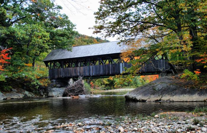 7. Sunday River Bridge / Artist's Bridge, Newry