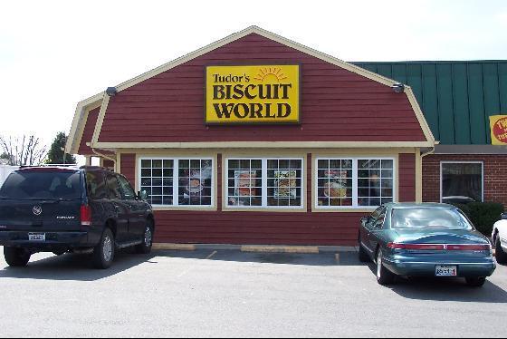 12. Tudor's Biscuit World