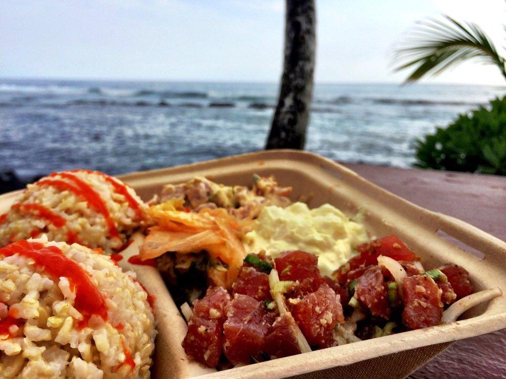 Kona Seafood Restaurants