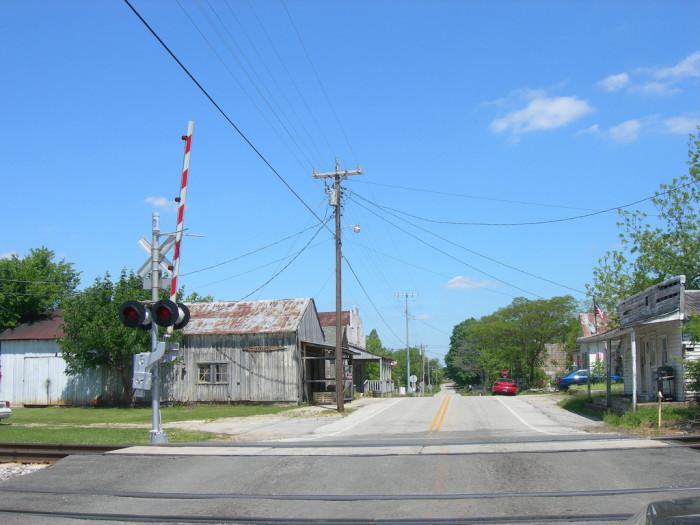 3) Mitchellville