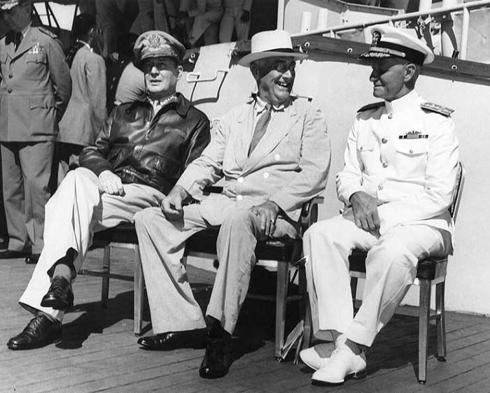 3) In July of 1934, President Roosevelt visited Hawaii, making him the first United States president to set foot on Hawaiian soil.