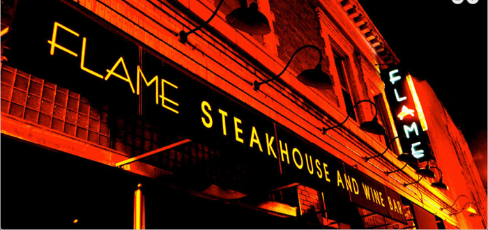 3. Flame Steakhouse, Springfield