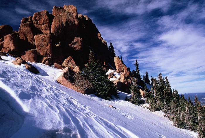 13. Peaceful Pikes Peak