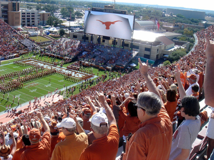 10. Is everyone in Texas obsessed with football?
