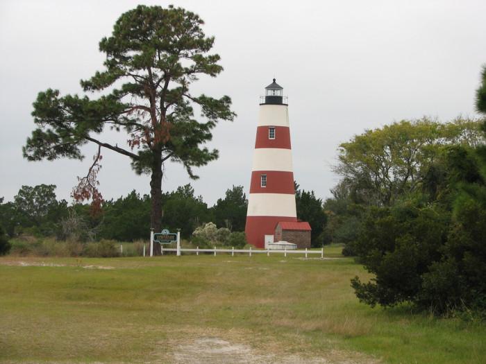 4. Sapelo Island - 1766 Landing Road, S.E.  Darien, GA 31305