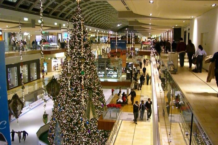 4) Houston Galleria