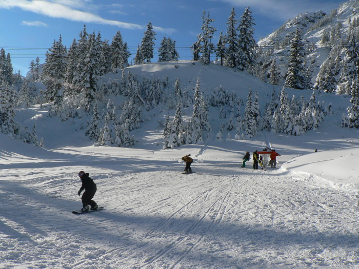 2. The world record for the most snow in one year is held by Mount Baker.