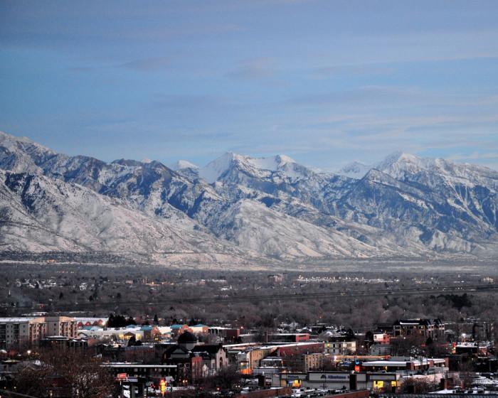 4. Utah's Mountains