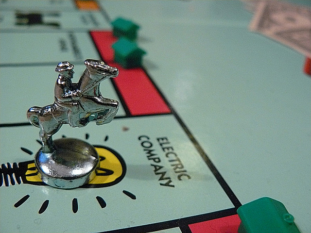 9. …and even the occasional board game.