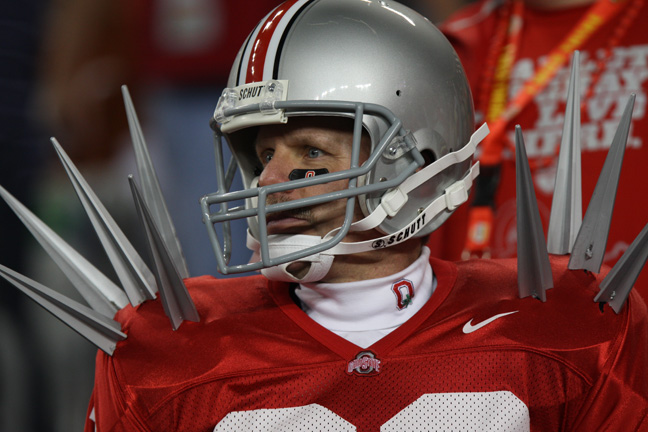 12) Ohio State haters.